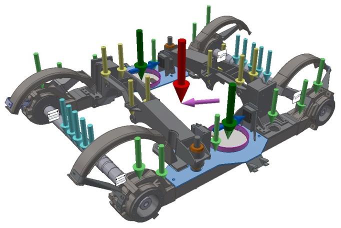 Расчет прочности металлоконструкций